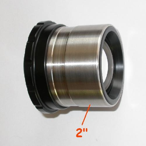 Riduttore di focale 2 ``  pollici per telescopio Ritchey-Chretien