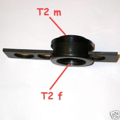 Slitta portafiltri T2 / T2 Astronomik Filter Drawer