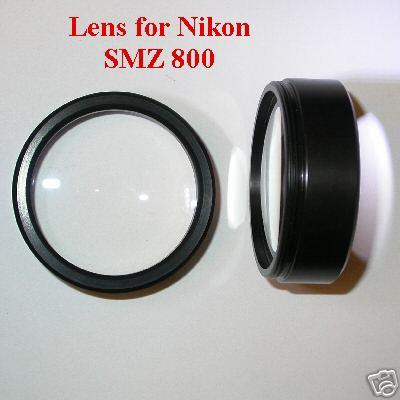Obiettivo 0,5 X per microscopio NIKON SMZ 800