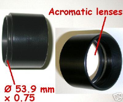 MICROSCOPIO OLYMPUS OBIETTIVO DF PL 0.75X