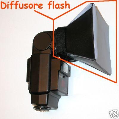 Schermo diffusore flash