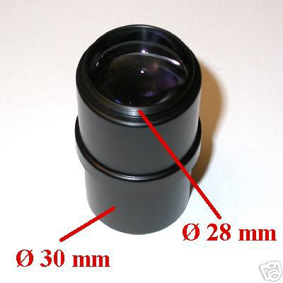Nikon coolpix 4500 995 990 ADAPTER FOTO MICROSCOPIO 30