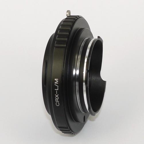 Leica M39 Zorki Voigtlander adattatore a lens CONTAREX raccordo adattatore