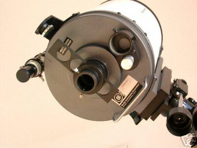 Visual Back con portafiltri incorporato per telescopi S/C Meade Celestron