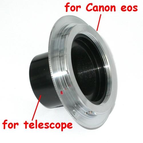 Canon eos EF RACCORDO diretto 31,8 ( 1,25`` ) per FOTO TELESCOPIO telescope