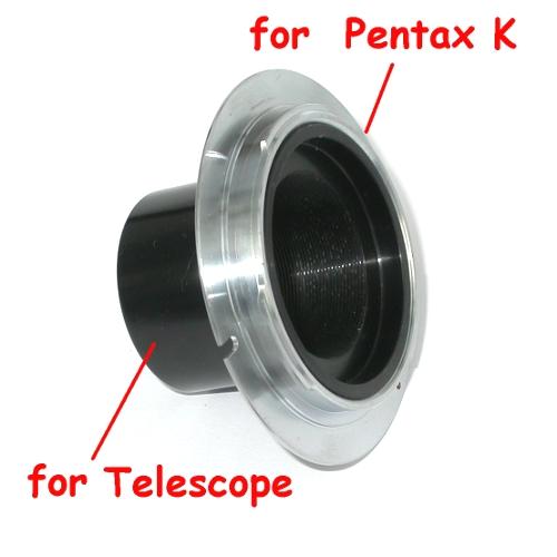 Pentax K KA AF RACCORDO diretto 31,8 ( 1,25`` ) per FOTO TELESCOPIO telescope