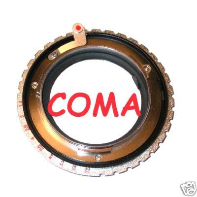 4/3 Baionetta Adattatore lens Contarex a corpo Olympus E / Lumix quattro terzi