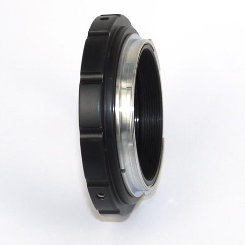 Contax Yaschica anello T 2   /  T2 adapter ring  raccordo adattatore