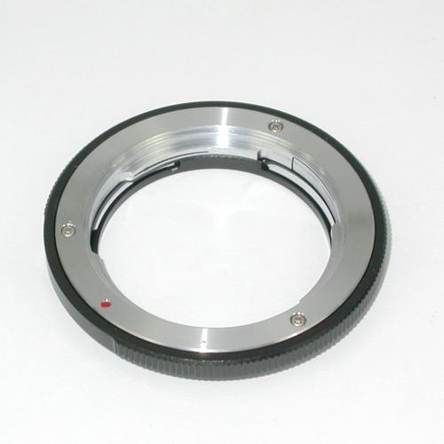 4/3 Baionetta Adattatore lens Minolta MD a corpo Olympus E Lumix quattro terzi
