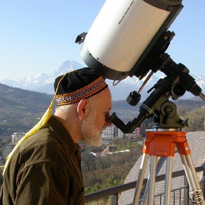 Deviatore 90, mirino puntatore polare Angle Finder Polar Alignement Viewfinder