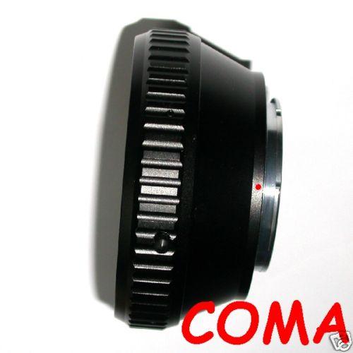 SONY - Minolta af Adattatore  a obiettivo HASSELBLAD anello di raccordo adapter