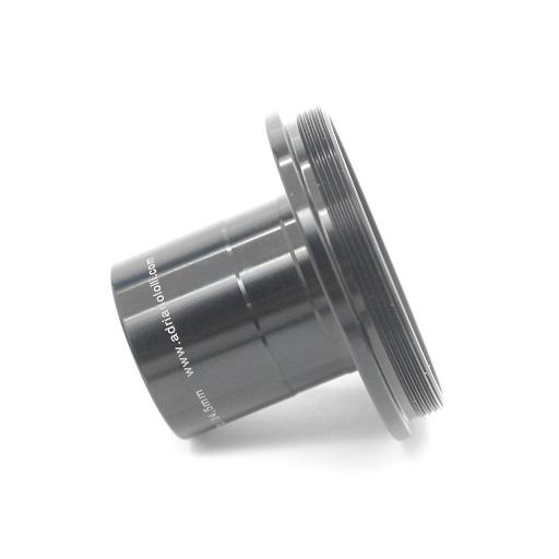 RACCORDO FOTOGRAFICO T2 x TELESCOPIO T ADAPTAL ø 24,5 mm ( 0,96 `` )