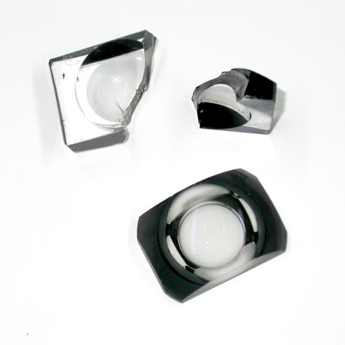 Ricostruzione Lente lenti per obiettivo , per mirino o altro stumento ottico