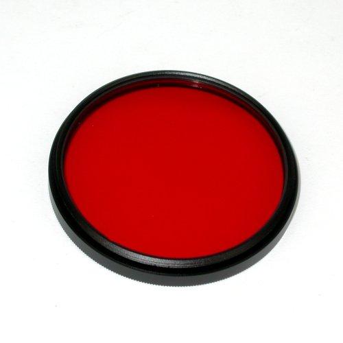 Filtro rosso R2  per Astonomia su telescopio diametro 2 `` pollici , ( 48 mm )