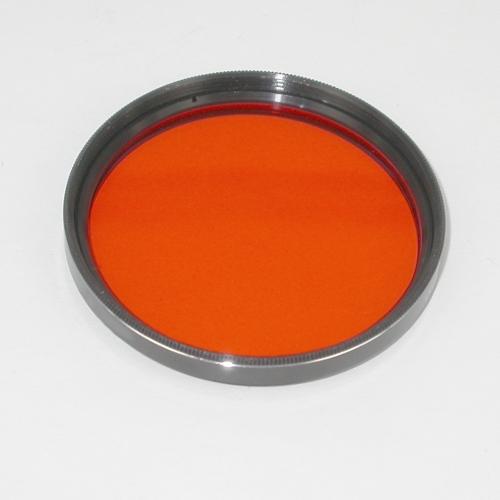 Filtro Arancio o2  per Astonomia su telescopio diametro 2 `` pollici , ( 48 mm )
