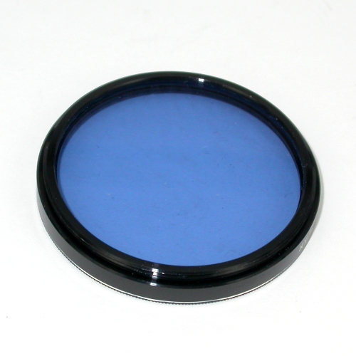 Filtro Blu 80A  per Astonomia su telescopio diametro 2 `` pollici , ( 48 mm )
