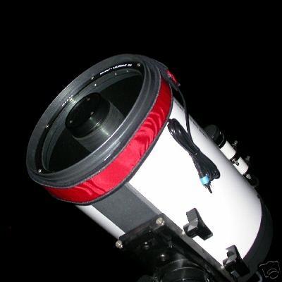 Fascia ANTICONDENSA per telescopio ( stop condensa )