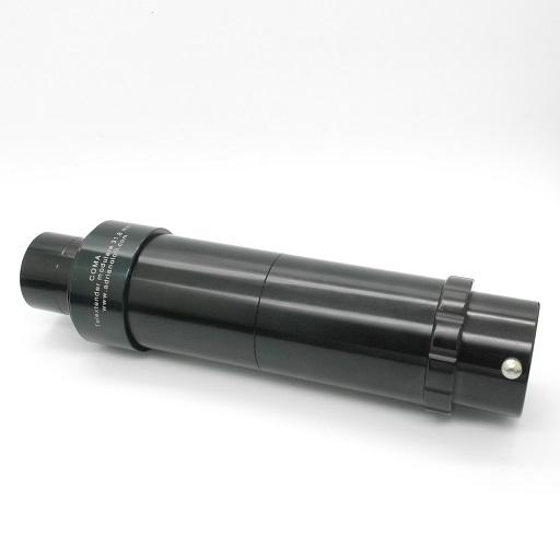 Telextender a proiezione d`oculare per webcam web cam e ccd con attacco Ø  31,8