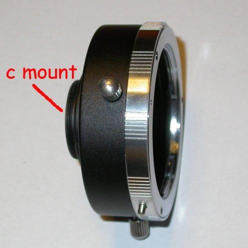 IMAGINGSOURCE DMK raccordo C for lens M42 Nikon Contax Pentax Olympus