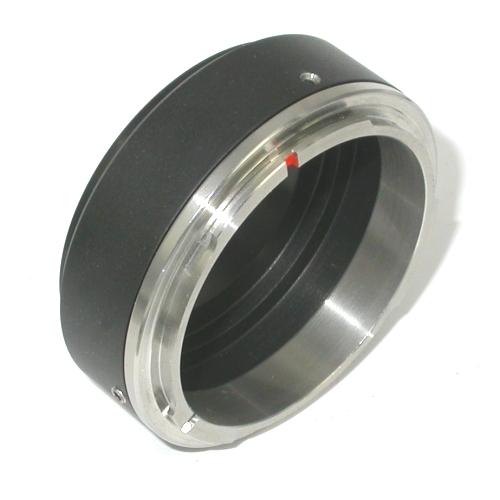 micro 4/3 Olympus Lumix Panasonic anello raccordo a obiettivo Canon R / FD