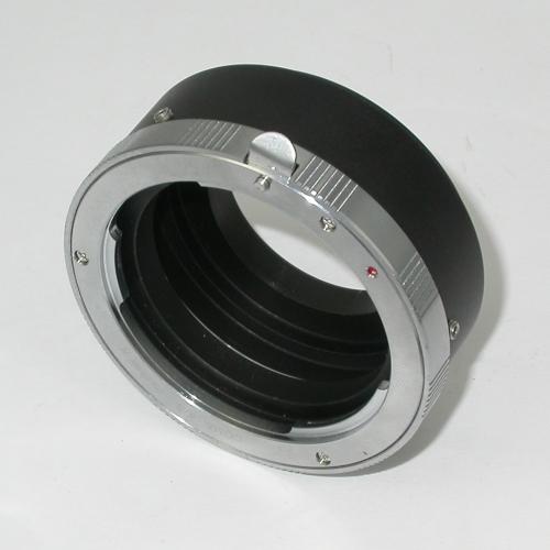 micro 4/3 Olympus Lumix Panasonic anello raccordo a obiettivo Pentax K