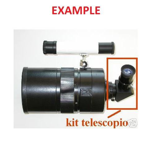 MTO 1000  kit Telescopio per obbiettivo catadiottrico russo