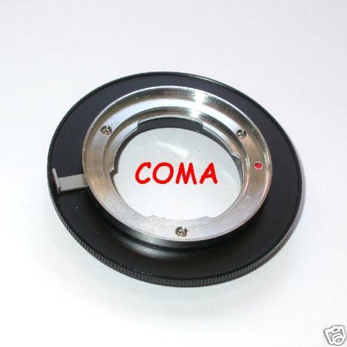 Canon EOS Adattatore per ottiche Voigtlander Vitessa adapter raccordo