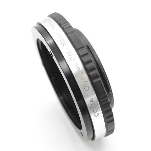 Nikon anello adattatore per obiettivo Olympus OM lens adapter