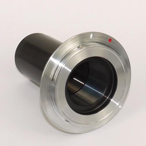 Newton raccordo foto telescopio per fotocamera Canon eos adapter photo telescope