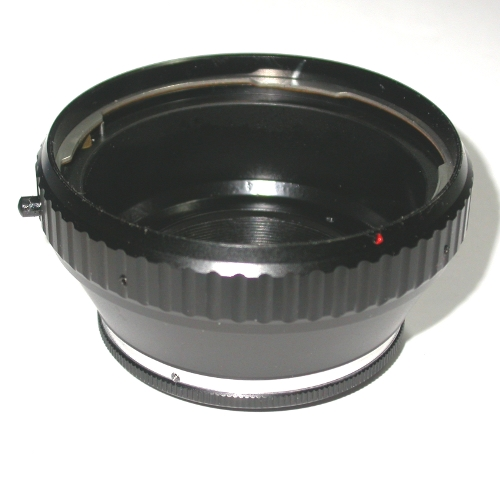 4/3 baionetta fotocamera adattatore per obiettivo  Hasselblad Raccordo adapter