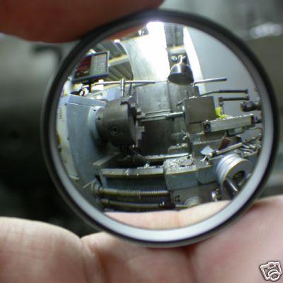 LENTE NEGATIVA PIANO CONCAVA potenda dilottrica d= - 8,5 focale -117 mm