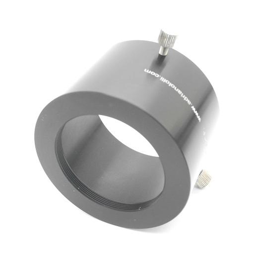 Raccordo per T2 a 2 `` / adapter T2 F a 2 pollici F  Telescopio Telescope