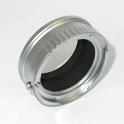 micro 4/3 Olympus Lumix Panasonic anello raccordo a obiettivo ALPA