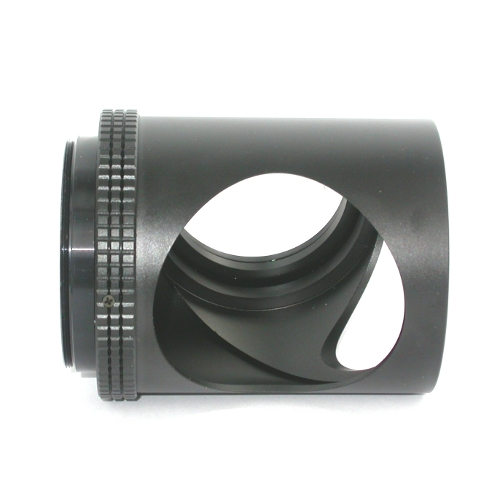 Deviatore angolare per obiettivi fografici con filetto Ø 58 mm