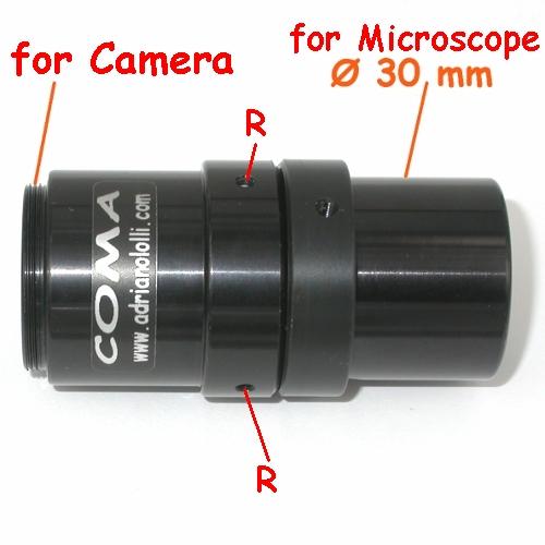 SPETTROSCOPIO SPETTROGRAFO SPETTROMETRO per MICROSCOPIO