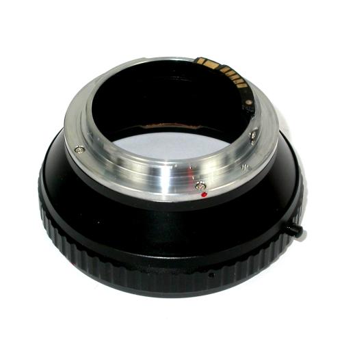 Canon EOS adattatore per obiettivo Hasselblad  Adapter Raccordo CON MICROCHIP