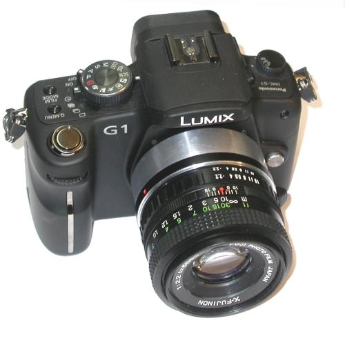 micro 4/3 Olympus Lumix Panasonic anello raccordo per obiettivo Fujica X adapter