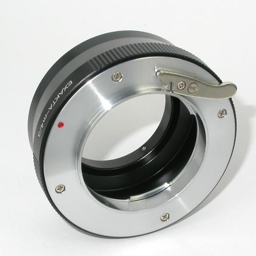 micro 4/3  anello raccordo a obiettivo Exakta