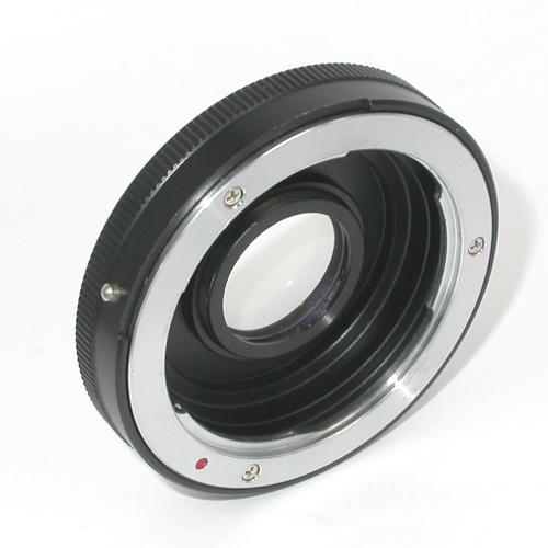 Nikon Adattatore per obiettivo Contax / Yashica anello raccordo Adpter ring