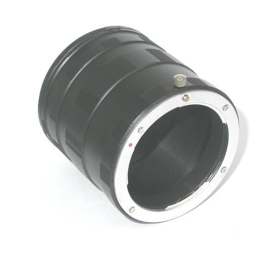 SONY - MINOLTA AF Set tubo di prolunga per foto MACRO