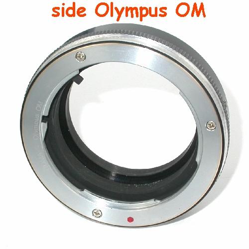 M42 corpo o soffietto Raccordo MACRO per utilizzare ottiche innesto Olympus OM