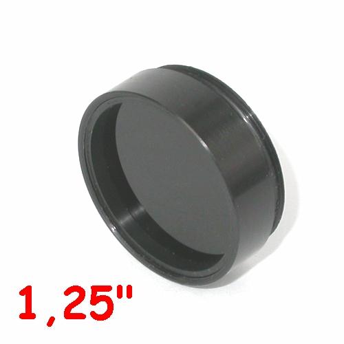 Filtro IR PASS 1000 nm per webcam e CCD con  Ø attacco oculari 31,8 ( 1,25`` )