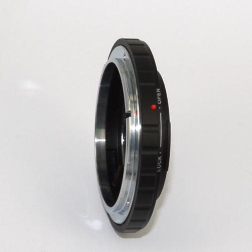 Pentax K anello adattatore a obiettivo Canon FD raccordo adapter