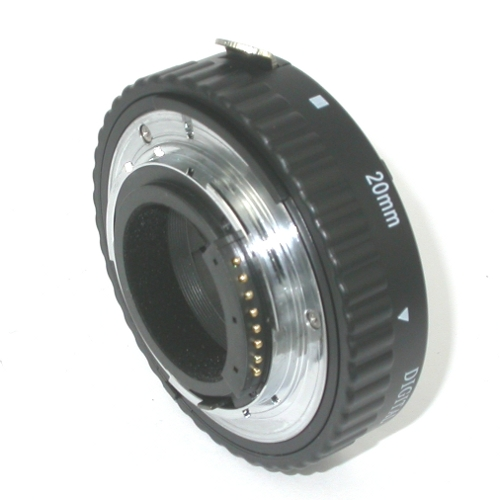 Nikon AF tubo di prolunga per foto MACRO L= 20 mm con trasmissione elettrica