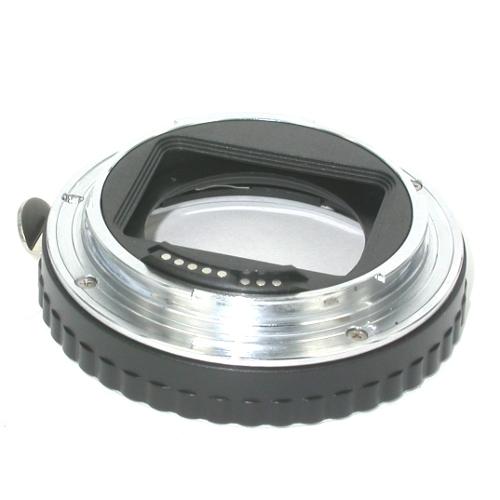 Canon eos EF tubo di prolunga per foto MACRO L= 13 mm con trasmissione elettrica