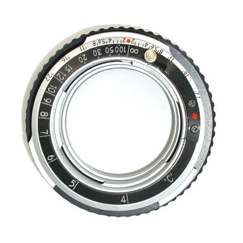 Sony NEX ( E mount )  anello raccordo a obiettivo Contax RF