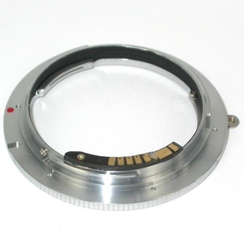 Canon EOS adattatore con MICROCHIP programmabile a obiettivo Leica R