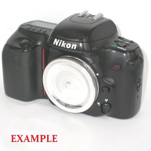 Nikon Tappo corpo macchina in metallo /  body cap