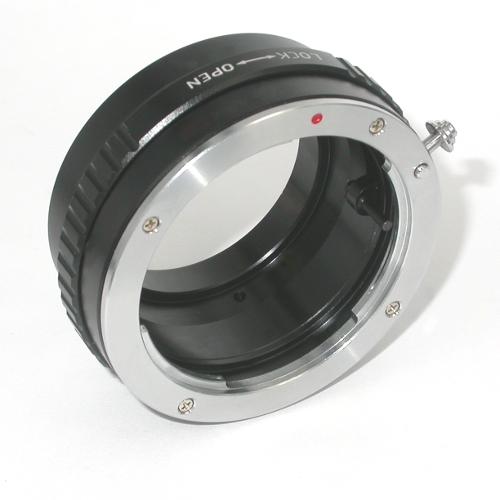 SONY NEX  ( E mount ) anello raccordo a obiettivo SONY / Minolta AF