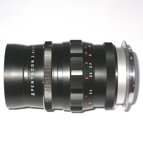 Pentacon Orestegor Meyer-Optik Gorlitz terminale per Canon; Nikon; Sony; Pentax.